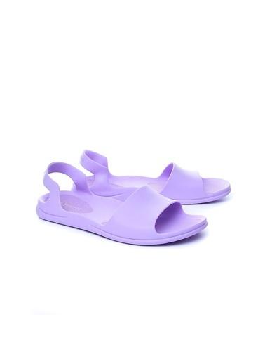 Blippers Sandalet Lila